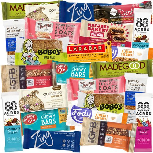 Gluten-Free Bar None Kit (25 goodies)