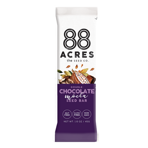 88 Acres- Double Chocolate Mocha Seed Bar