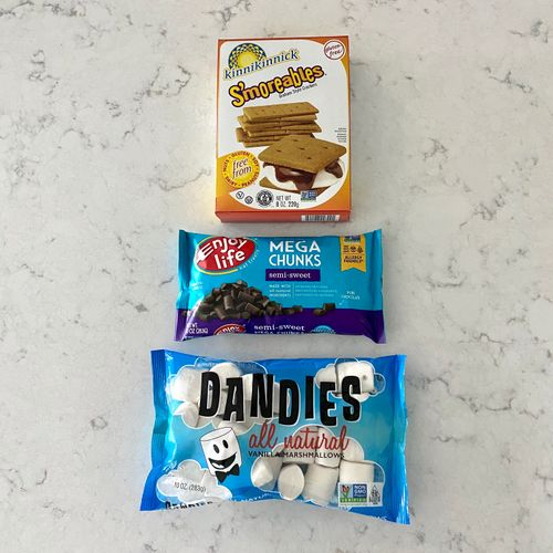 S'mores Kit and 'Mallows!