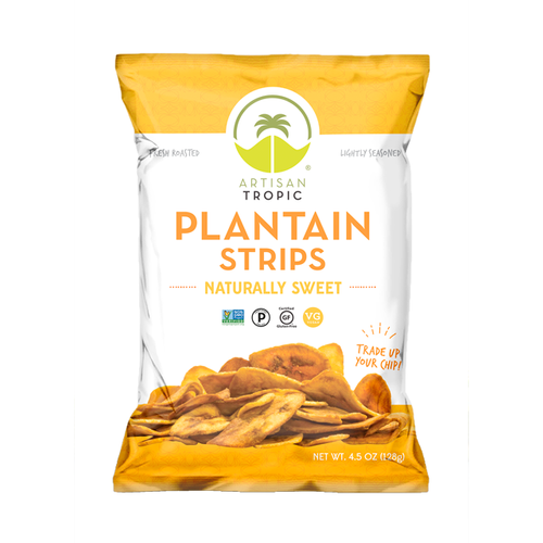 Artisan Tropic- Naturally Sweet Plantain Strips