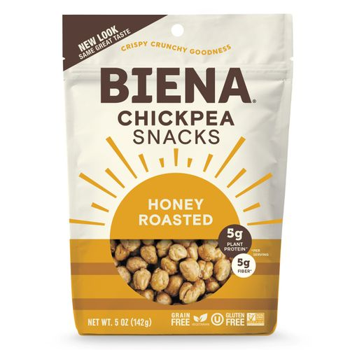Biena- Honey Roasted Chickpea Snack