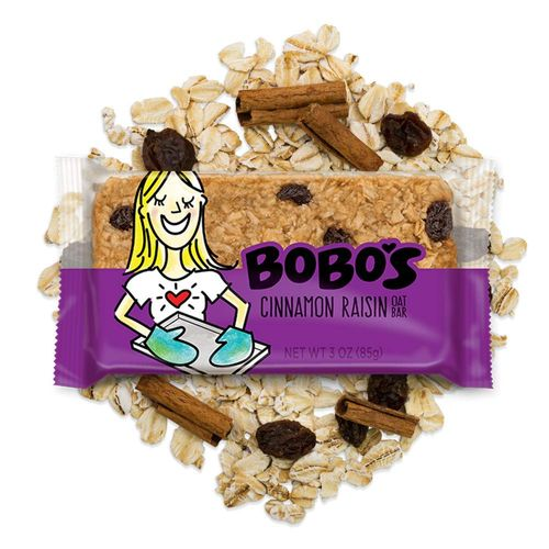 Bobo's- Cinnamon Raisin Oat Bar