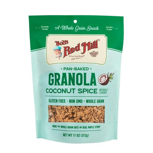 Bob's Red Mill- Coconut Spice Granola