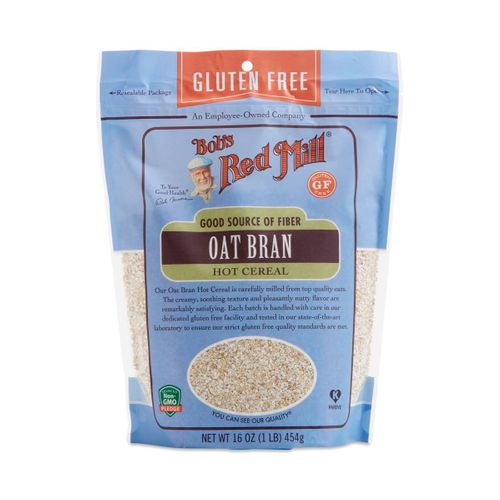 Bob's Red Mill- Gluten Free Oat Bran Hot Cereal