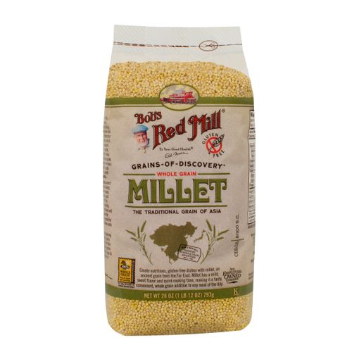 Bob's Red Mill- Millet Whole Grain