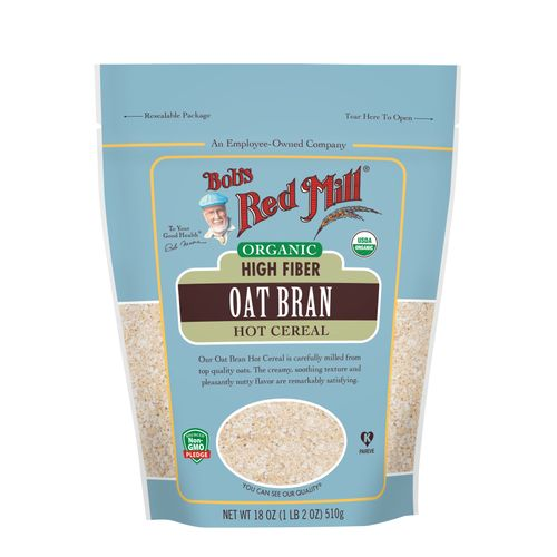 Bob's Red Mill- Oat Bran Hot Cereal