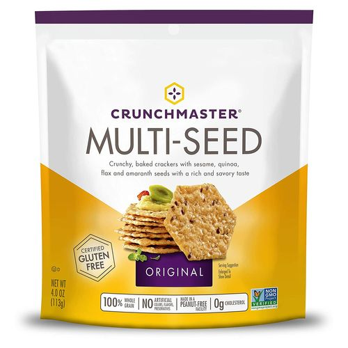 Crunchmaster- Original Multi Seed Crackers