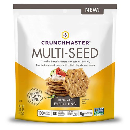 Crunchmaster- Ultimate Everything Multi Seed Crackers