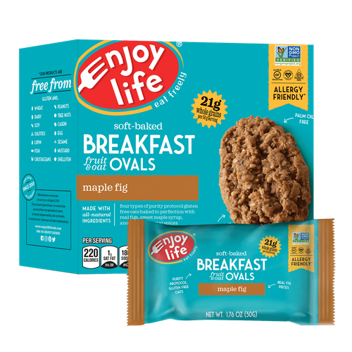 Enjoy Life- Maple Fig Breakfast Ovals