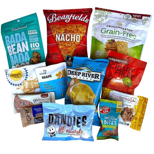 Gluten Free Snacks Like Em 4 Month Plan