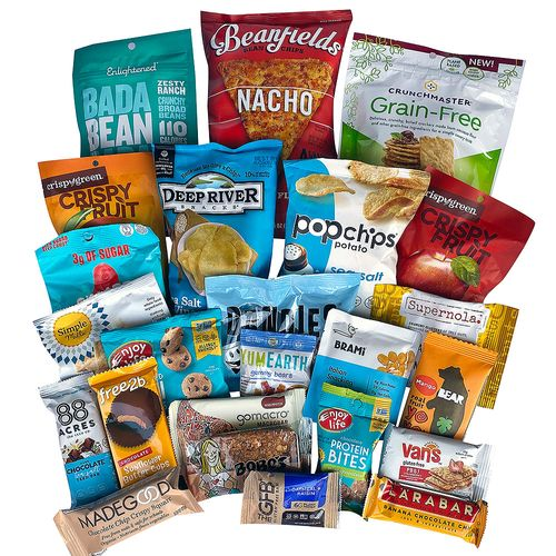 Gluten Free Snacks Love Em 12 Month Plan