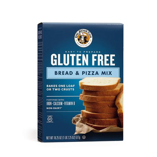 King Arthur Flour- Gluten Free Bread & Pizza Mix