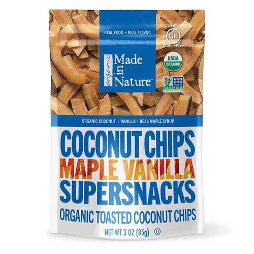Made in Nature- Maple Vanilla Coconut Chips