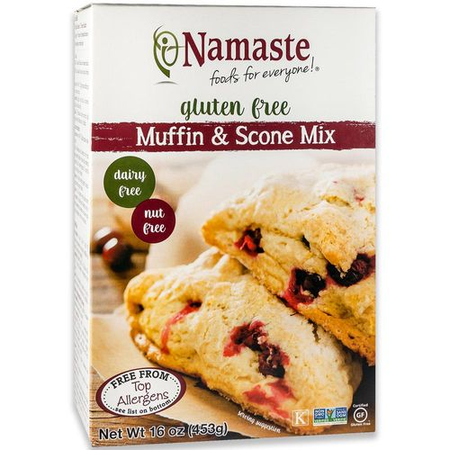 Namaste Foods- Gluten Free Muffin & Scone Mix
