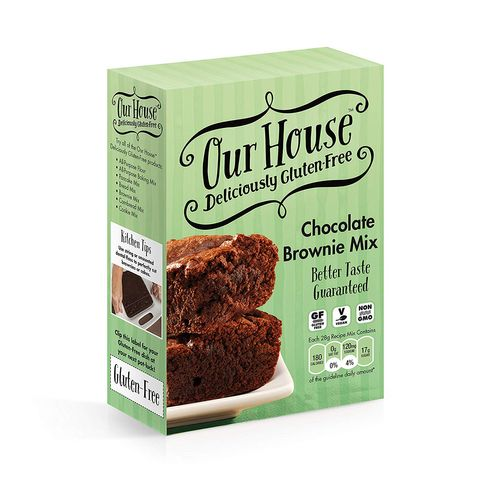 Our House- Gluten Free Brownie Mix