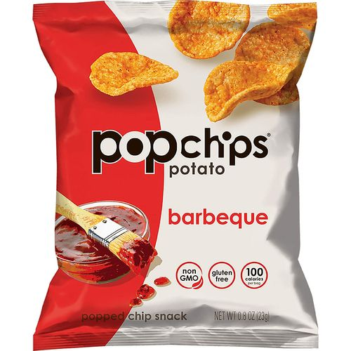 Pop Chips- Barbeque Potato Chip Snack