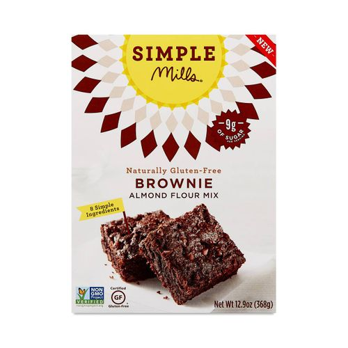 Simple Mills- Brownie Mix