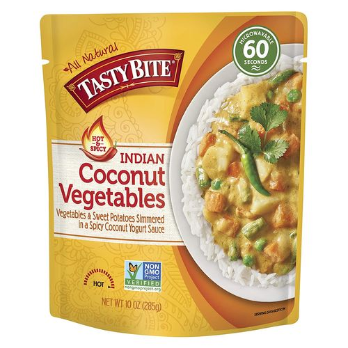 Tasty Bite- Hot & Spicy Indian Coconut Vegetables
