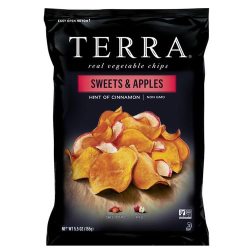 Terra- Sweets & Apples Chips