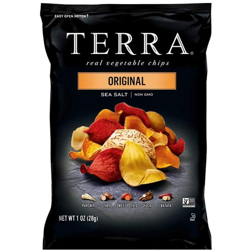 Terra- Real Vegetable Chips- Original Sea Salt