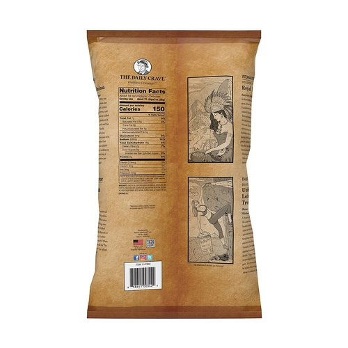 The Daily Crave- Gouda & Romano Cheese Quinoa Chips
