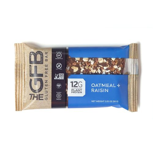 The GFB-  Oatmeal + Raisin Bar