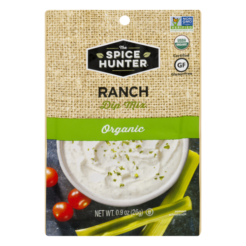 The Spice Hunter- Ranch Dip Mix