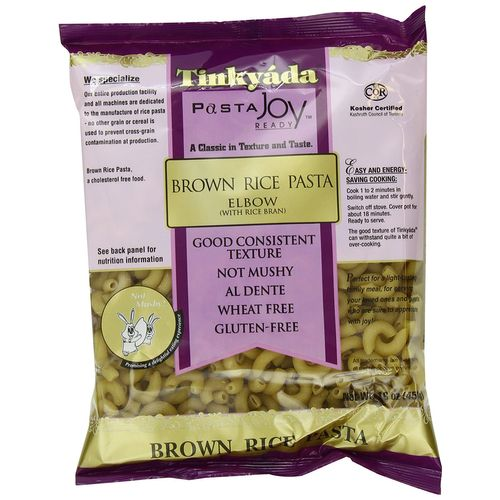 Tinkyada- Brown Rice Elbow Pasta